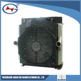 Générateur de Yfd15A-11 du radiateur radiateur pour le générateur de base de cuivre sur la vente radiateur