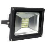 Indicatori luminosi di inondazione alimentati solari esterni impermeabili lumen ricaricabile decorativo LED di illuminazione di soccorso di alto