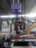 CNC de Machines van het Knipsel en van de Boring met de VacuümLijst van de Adsorptie voor Houtbewerking
