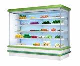 Altezza mezza Multidecks del refrigeratore della visualizzazione del supermercato per le frutta/verdure