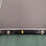 Radiador quente do alumínio do carro do elevado desempenho da venda