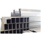 Acero al carbono laminado en caliente cuerpo hueco del tubo de acero rectangulares