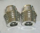 M3 CNC van de Ring van de Wasmachine van het Verbindingsstuk van de Cilinder van het Messing Hexagonale Ingepaste Delen