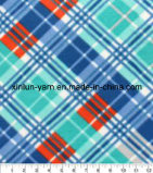 Flanell-Vlies-Gewebe-Polyester-polares Vlies-Gewebe 100% für Zudecke