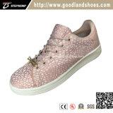 熱い販売の偶然の女性の靴の偶然のスケートの靴20142-1