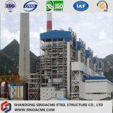 Profissionais com certificação CE prefabricados pesada estrutura de aço do prédio da Fábrica