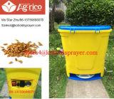 (WSP-01) Caminhada atrás da máquina de semear manual, propagador do fertilizante