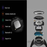 3G мода для мобильных устройств Bluetooth Wristwatch Smart посмотреть номер телефона X3