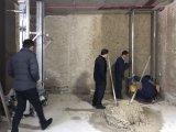 機械壁プラスターを塗る中国の農産物は機械をする