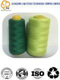 filato cucirino variopinto 100% del poliestere del filato cucirino 30s/2