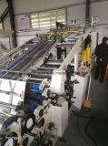 완전히 자동적인 플루트 Laminator 기계 또는 최신 판매 박판 기계 또는 종이 박판으로 만드는 기계 세륨
