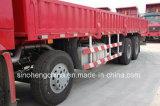Carro del camión del carro del cargo de China 336HP HOWO 8X4 para la venta