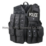Полиции тактических RAID Майка безопасности