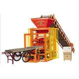 &Creuse en béton semi-automatique Bloc solide/QTJ4-26machine à fabriquer des briques (A)