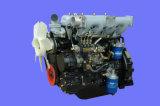 De Automatische Transmissie van de Vorkheftruck van China 1.5 Ton aan de Vorkheftruck QC495ga van de Dieselmotor van 4.5 Ton