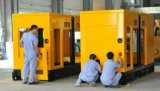 36kw Groupe électrogène diesel refroidi par eau avec UK moteur