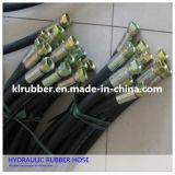 En853 2sn/SAE R2 am flexiblen hydraulischen Hochdruckschlauch