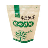 Levántate bolsas para envasado de alimentos bolsa con cierre de cremallera