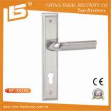 Alumínio de liga de zinco de alta qualidade de aço de puxador de porta placa liga de zinco (HP-S8530)