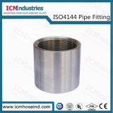 Stainless Steel150lb Coupling Threaded Fittings/ISO 4144 Fitting Pipe