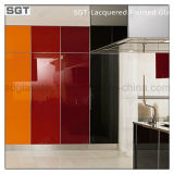 Lackiertes Tempered/Toughened Glass mit CERSGS