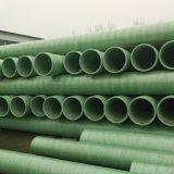 Prezzi sotterranei ad alta resistenza del tubo delle acque luride di GRP