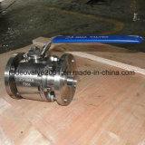 Il Spaccare-Corpo ha forgiato l'acciaio che fa galleggiare la valvola a sfera industriale