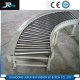 Нержавеющая сталь 304/316 транспортеров ролика для производственной линии