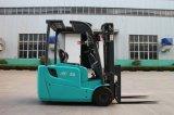 3 MiniVrachtwagen 48V/490ah Drie van de Vorkheftruck van het wiel de Elektrische de Elektrische Vorkheftruck van het Punt voor Verkoop