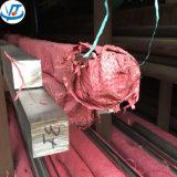 barra de acero inoxidable cuadrada laminada en caliente AISI304 316 de 35m m 321 201