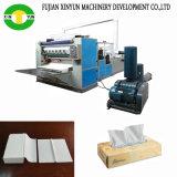 Máquina de papel de tecido facial de alta qualidade Equipamento automático