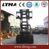 Alta calidad resistente de Ltma carretilla elevadora diesel hidráulica de 13 toneladas