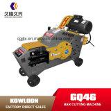 Fabriek die direct de Automatische Scherpe Machine van de Staaf van het Staal Gq46 verkopen