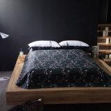 Van het Katoenen van de Ontwerper van de Luxe van de Vervaardiging van China de Reeks Blad van het Bed