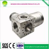 高精度アルミニウムか真鍮か鋼鉄CNCの機械化の部品