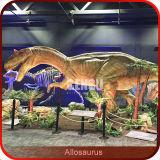 Controle remoto de dinossauro para expor