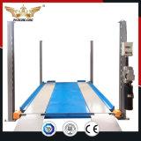 Sistema automatico di parcheggio/tipo semiautomatico dell'elevatore/quattro alberini di parcheggio