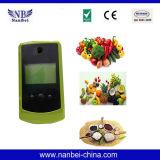 Тестер выпарки пестицида LCD портативный плодоовощ, овощей, еды, зерна