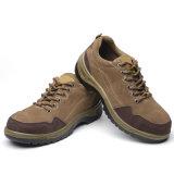 Ботинки безопасности низкого Smash крышки пальца ноги лодыжки стального анти- Unisex