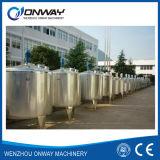 Tanque de mistura de mistura do aquecimento elétrico do misturador da máquina de mistura do petróleo do tanque da emulsificação da camisa de aço inoxidável do Pl