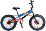 Fs20hl4.0-68h 20 дюймовый стальной рамы свободного стиля BMX велосипед