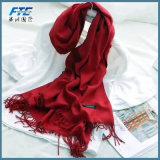 新しいScarves Cashmere Tassel Comfortable方法女性優雅なNeckerchief