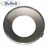 Gießerei-Metallflansch-Rohr-Halterung-rostfreies Gussteil