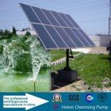 Bomba grande de Irriagtion do painel solar da água do fluxo
