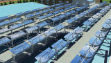 Colector solar de colectores producir vapor solar térmica Planta Csp