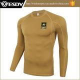 Esdy im Freien taktischer Trainings-Sport-Long-Sleeved thermische Unterwäsche