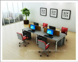 4 places Hot populaire station de travail de bureau moderne Partition (YZQ HF319)