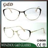 Telaio dell'ottica del monocolo di Eyewear del metallo di stile di modo di buona qualità