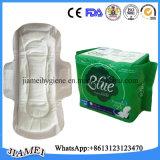 ミャンマー女性のための通気性の240mmの衛生パッドか女性または女性