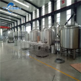 Cervecería espita equipos con sistema de cervecería llave en mano, con cucharón de la fermentación de acero inoxidable para especialistas Braumeister precio de fábrica de China